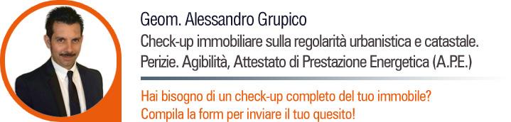 Geom. Alessandro Grupico