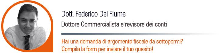 Dott. Ferderico Del Fiume